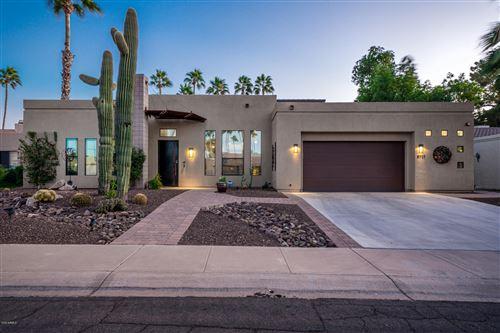 Photo of 8707 E SAN MARTIN Drive, Scottsdale, AZ 85258 (MLS # 6167489)