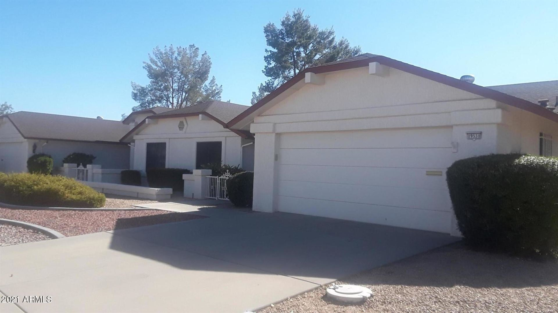 Photo of 19531 N 142ND Drive, Sun City West, AZ 85375 (MLS # 6199489)