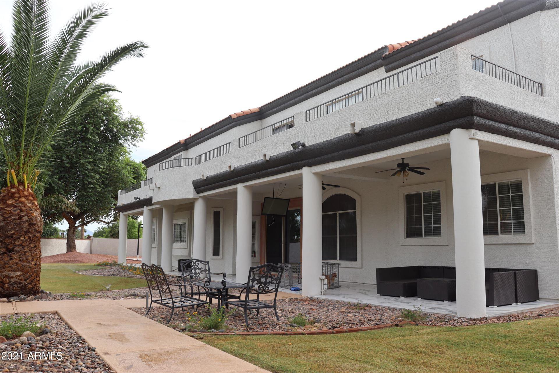 Photo of 4801 N LITCHFIELD Knoll, Litchfield Park, AZ 85340 (MLS # 6305489)
