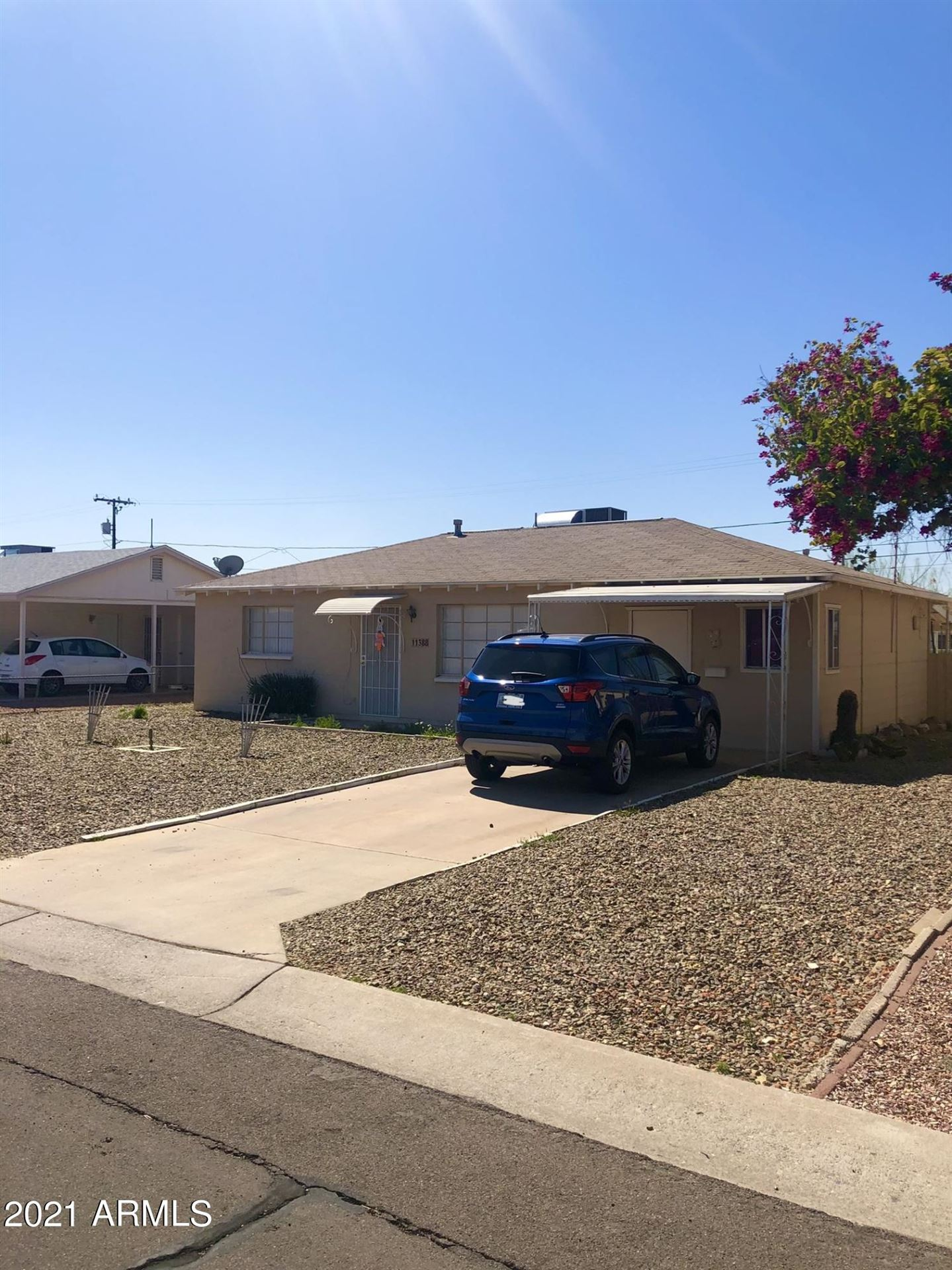 Photo of 11388 N 113TH Drive, Youngtown, AZ 85363 (MLS # 6209490)