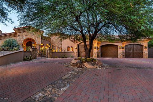 Photo of 10468 E WHITE FEATHER Lane, Scottsdale, AZ 85262 (MLS # 6145491)