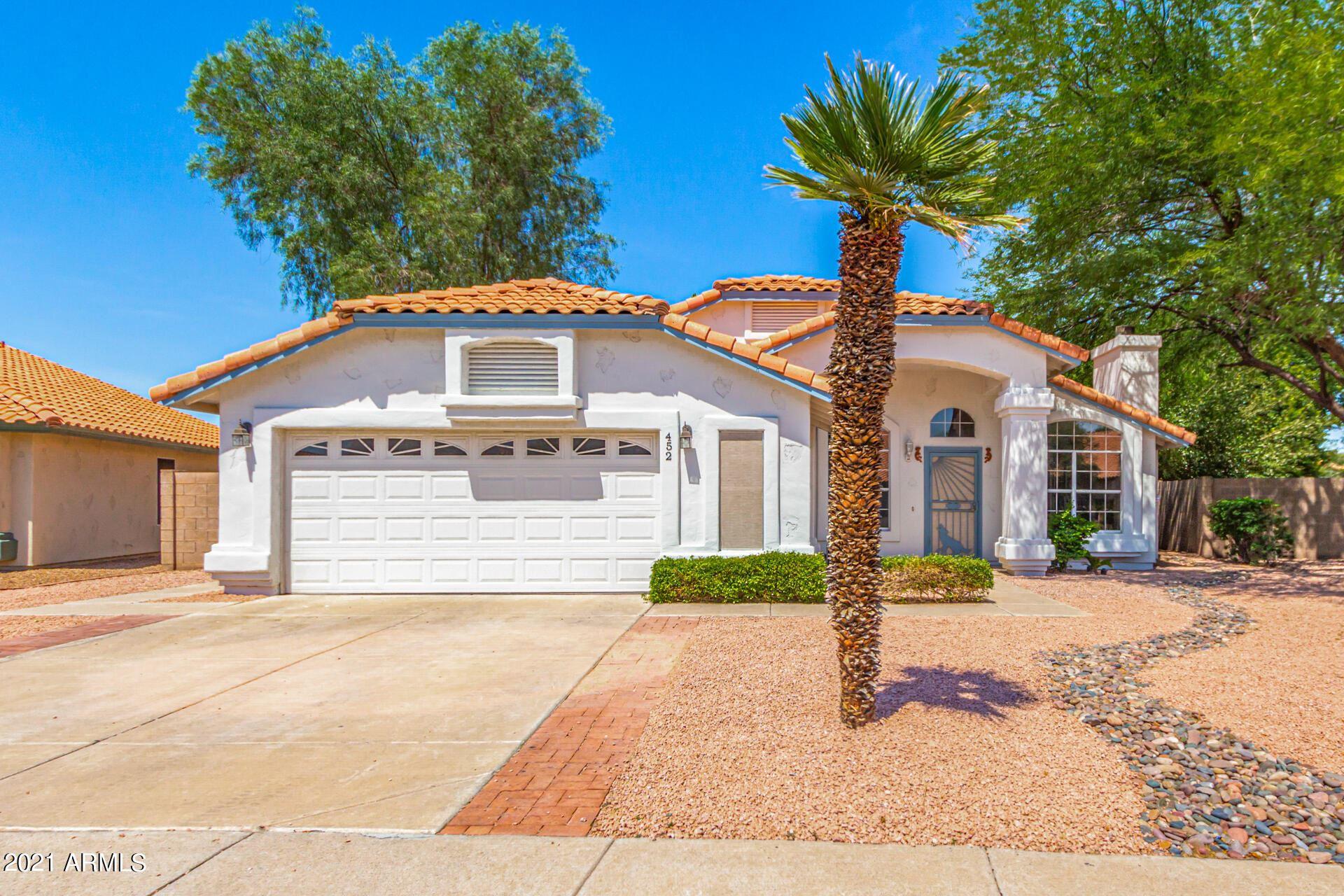 452 W SAGEBRUSH Street, Gilbert, AZ 85233 - MLS#: 6271491