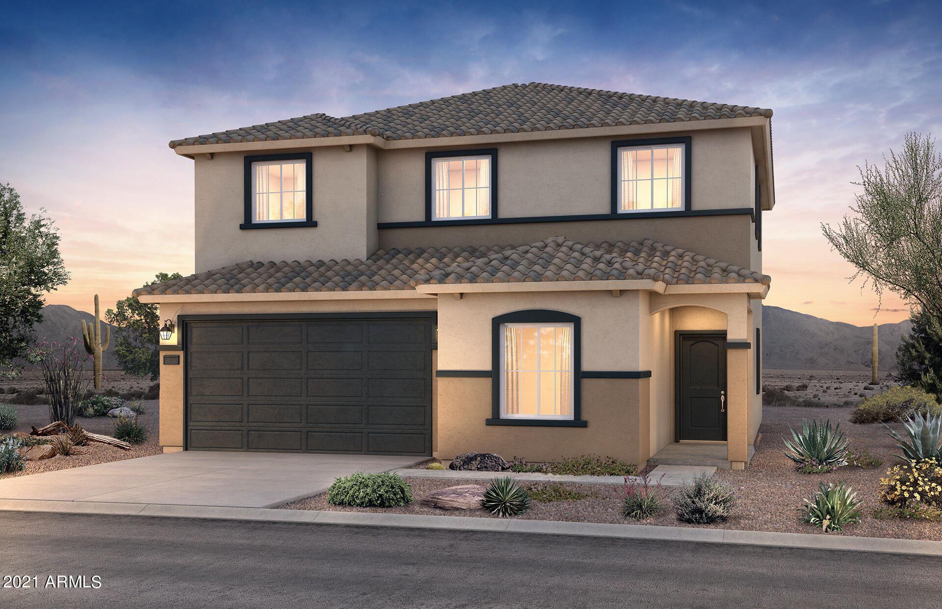 Photo for 18525 N LAKESIDE Drive, Maricopa, AZ 85138 (MLS # 6290491)