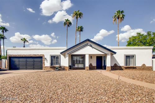 Photo of 6828 E LUDLOW Drive, Scottsdale, AZ 85254 (MLS # 6100493)