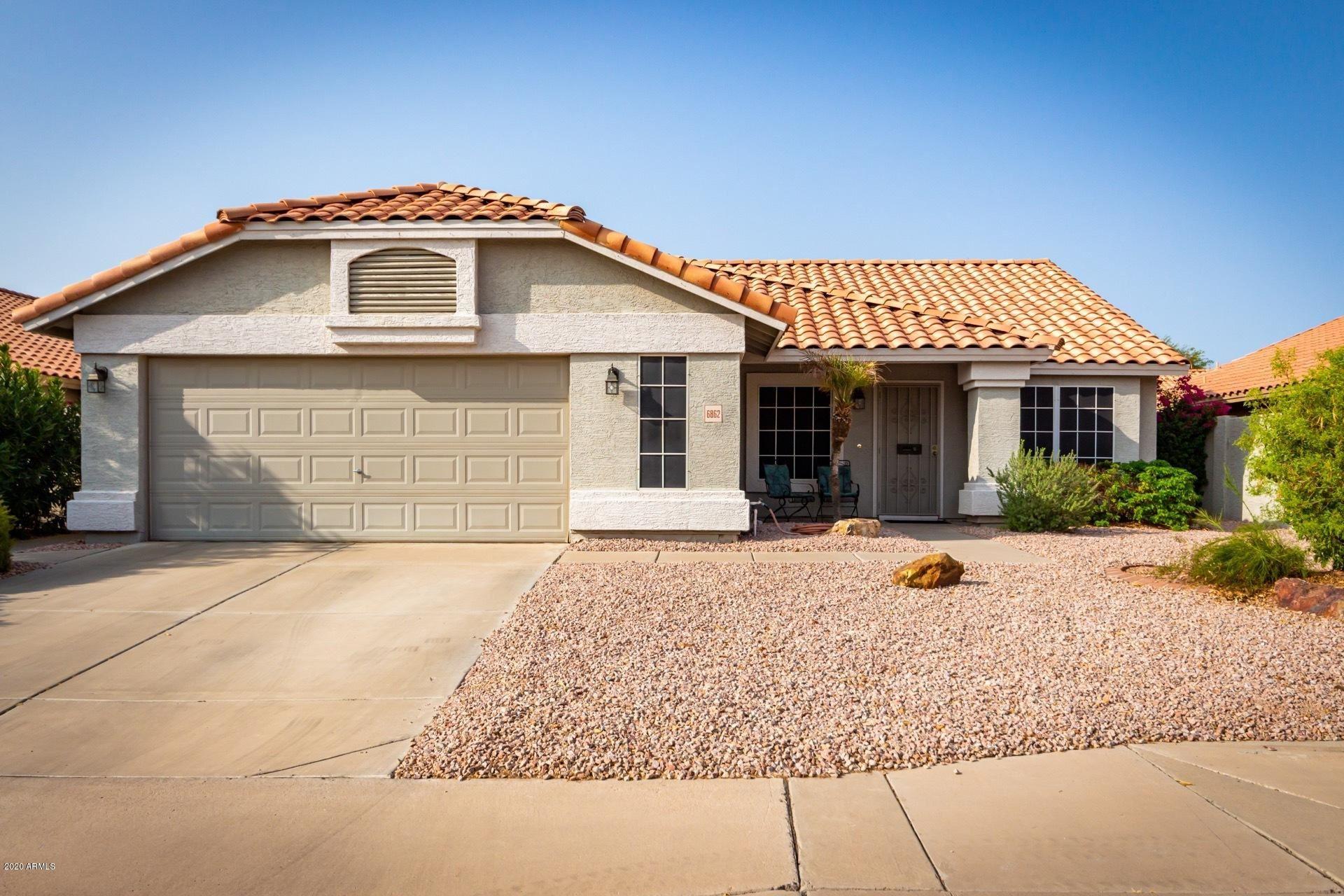 6862 E LAGUNA AZUL Avenue, Mesa, AZ 85209 - MLS#: 6134493