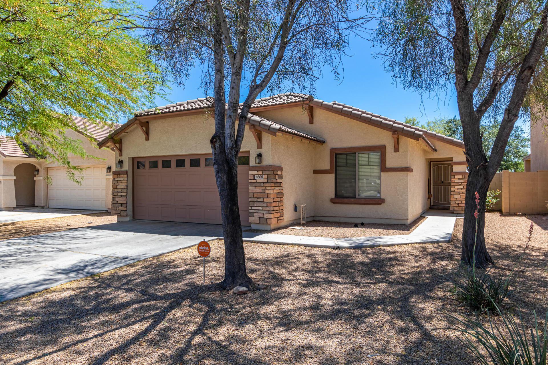Photo of 7369 W MAGDALENA Lane, Laveen, AZ 85339 (MLS # 6229493)