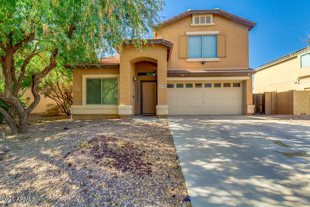 Photo for 40798 W THORNBERRY Lane, Maricopa, AZ 85138 (MLS # 6248493)