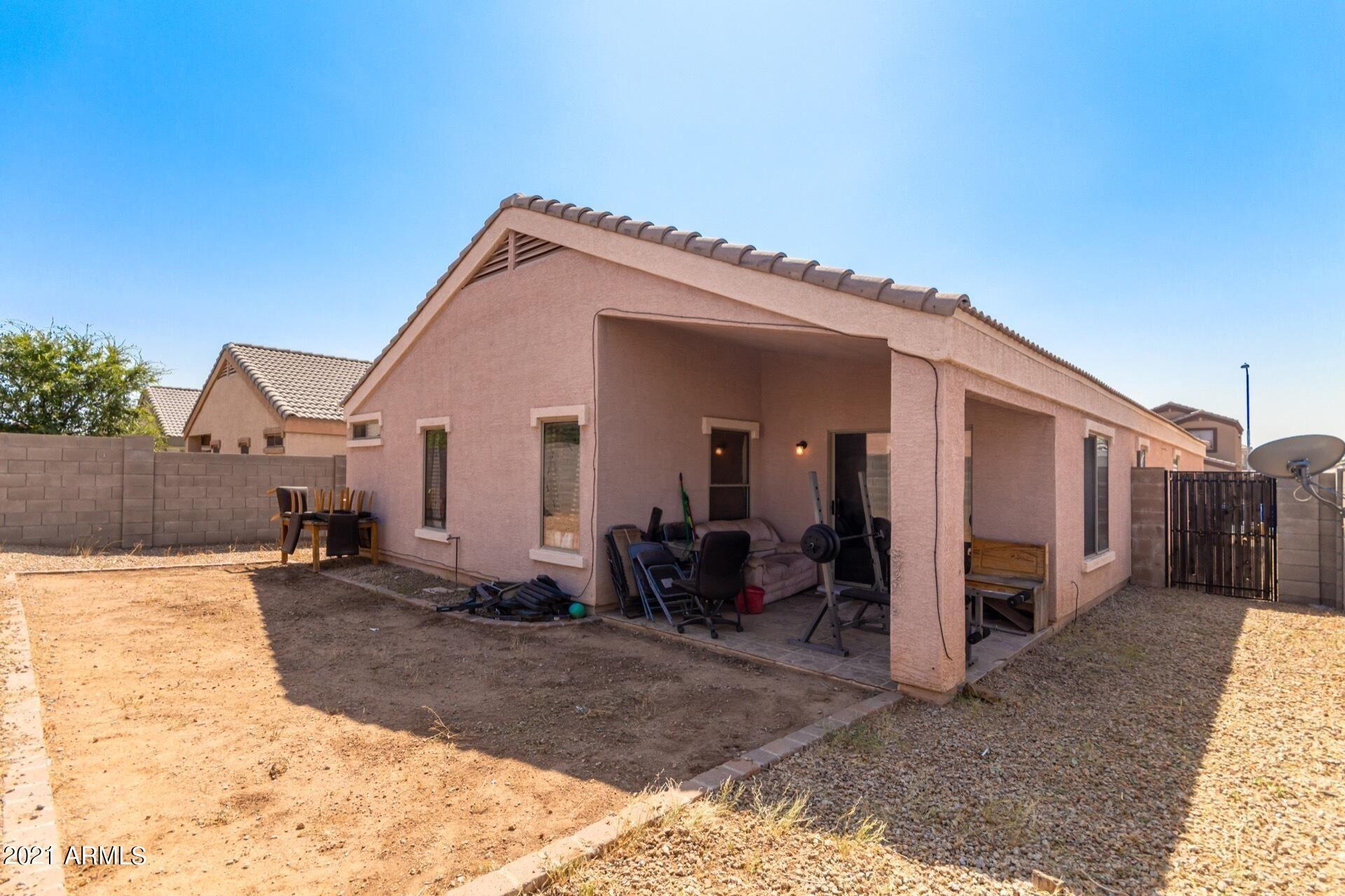 Photo of 12734 W PERSHING Street, El Mirage, AZ 85335 (MLS # 6295493)