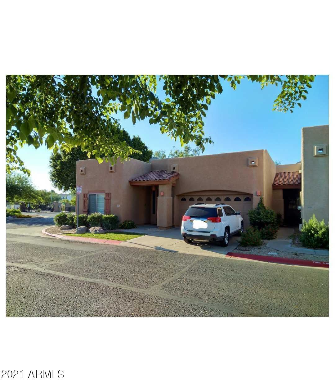 Photo of 1650 S CRISMON Road #89, Mesa, AZ 85209 (MLS # 6296493)