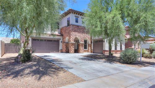 Photo of 44044 W PALO ABETO Drive, Maricopa, AZ 85138 (MLS # 6099494)