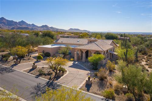 Photo of 9049 E LOS GATOS Drive, Scottsdale, AZ 85255 (MLS # 6179494)