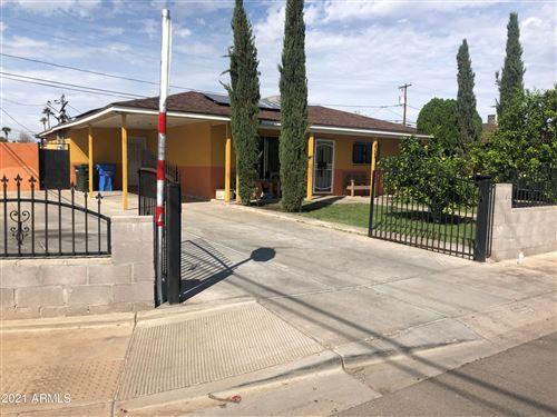 Photo of 4302 N 50TH Avenue, Phoenix, AZ 85031 (MLS # 6305494)