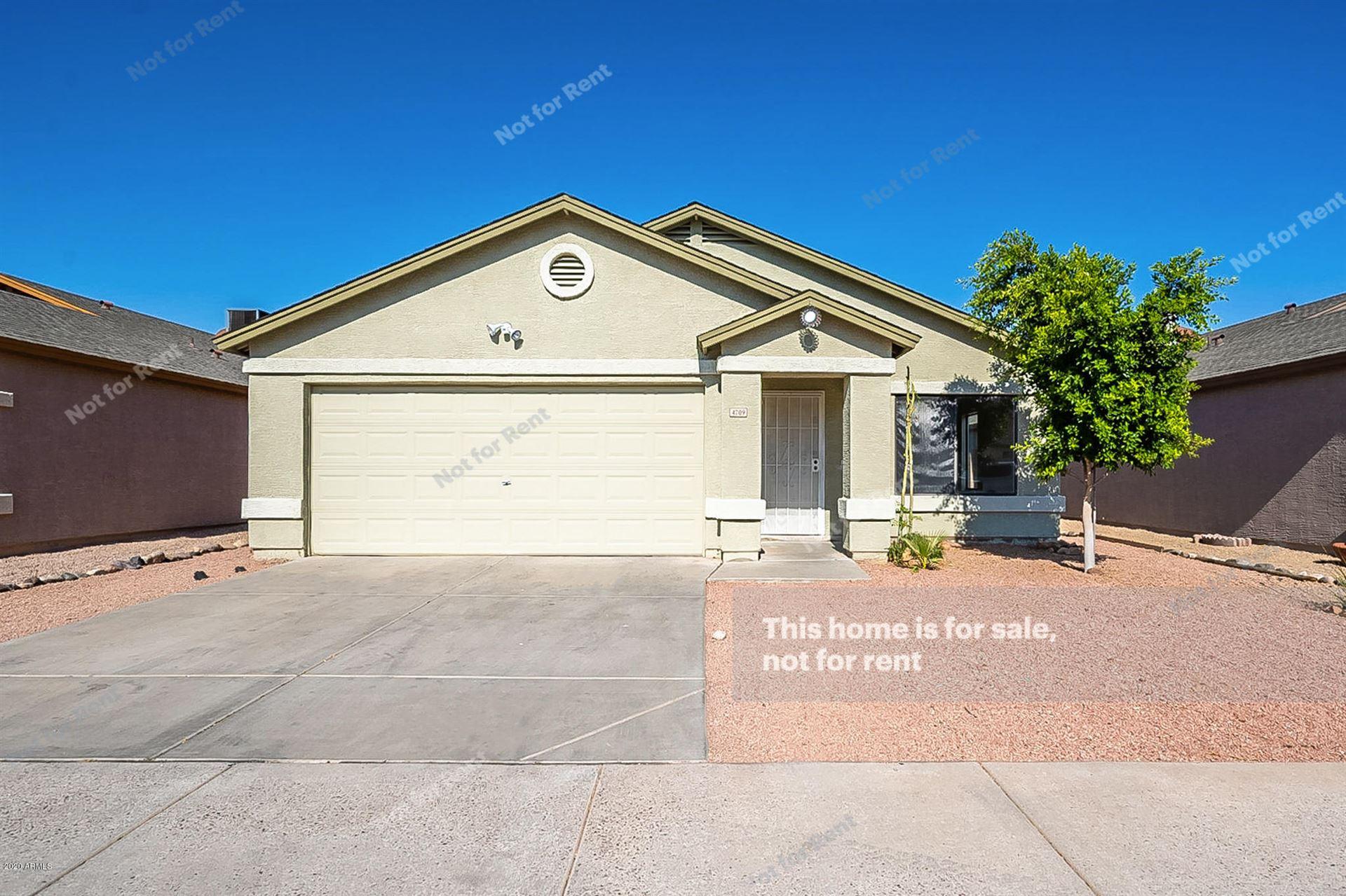 4709 N 85TH Avenue, Phoenix, AZ 85037 - MLS#: 6086494