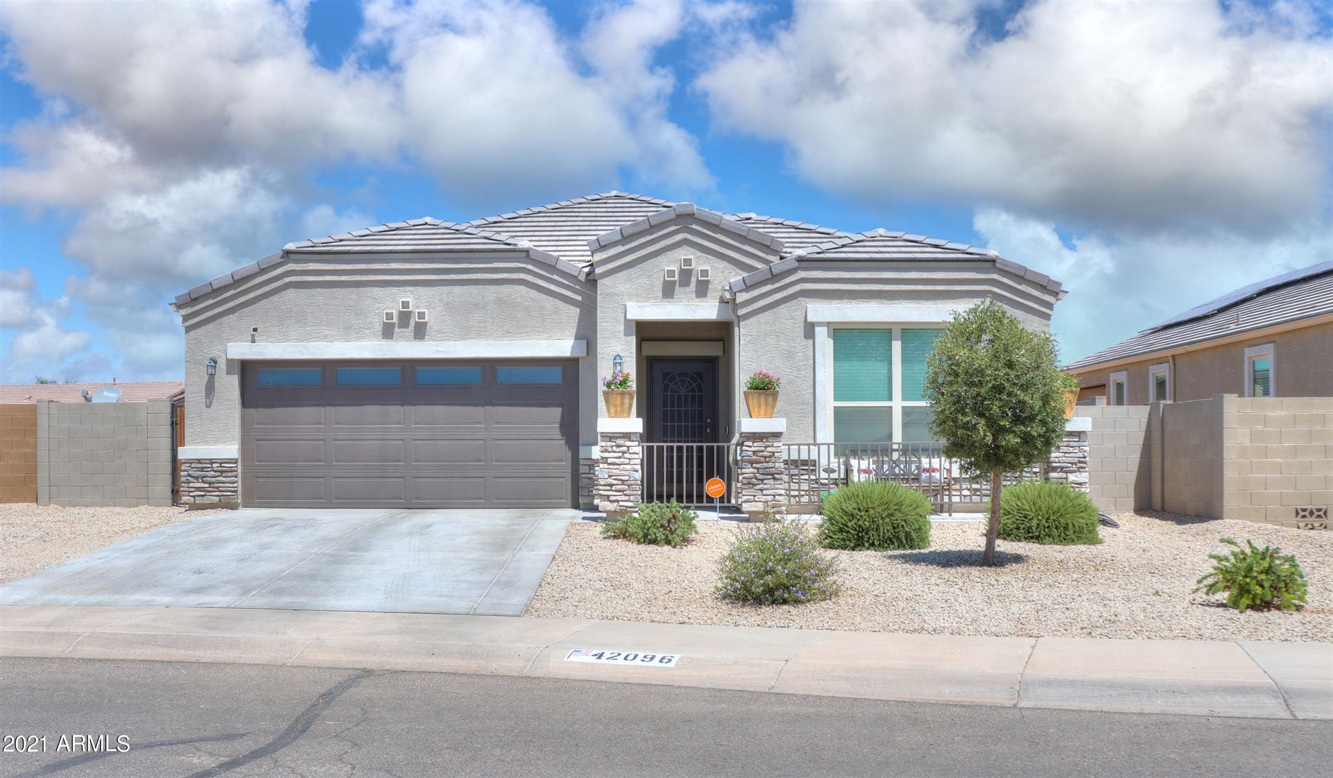 Photo for 42096 W QUINTO Drive, Maricopa, AZ 85138 (MLS # 6262494)