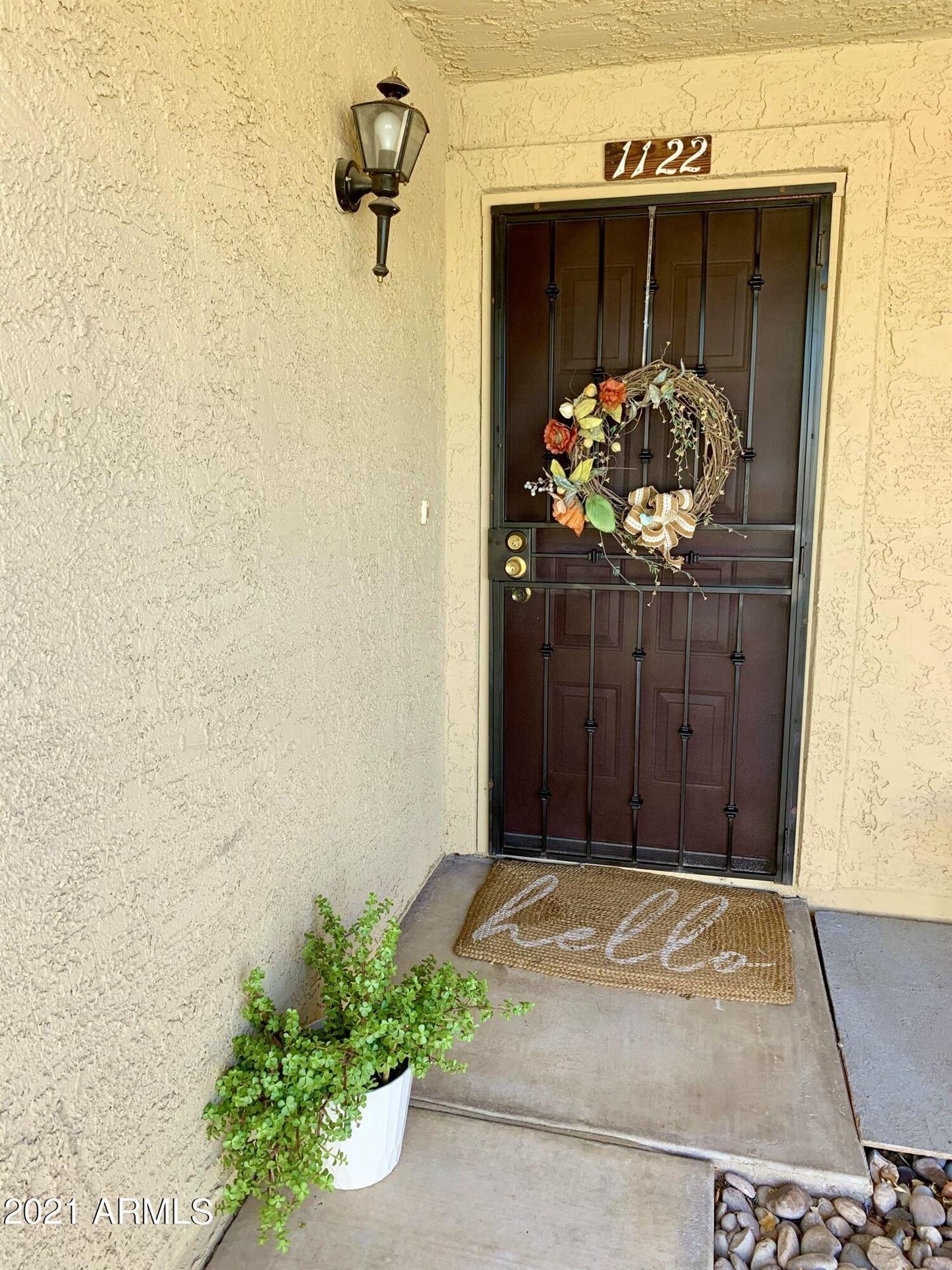 Photo of 653 W Guadalupe Road #1122, Mesa, AZ 85210 (MLS # 6296494)