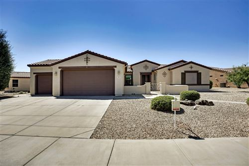 Photo of 20525 N VERMILLION CLIFFS Drive, Surprise, AZ 85387 (MLS # 6099495)