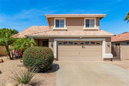 Photo of 5414 W PONTIAC Drive, Glendale, AZ 85308 (MLS # 6219495)