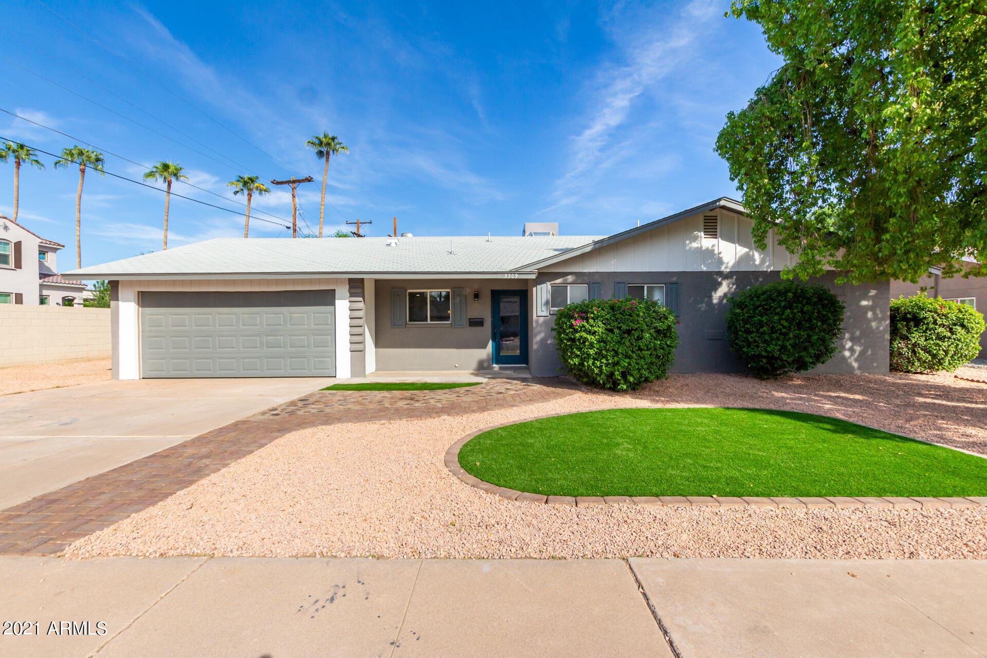 3309 N 25TH Place, Phoenix, AZ 85016 - MLS#: 6299495