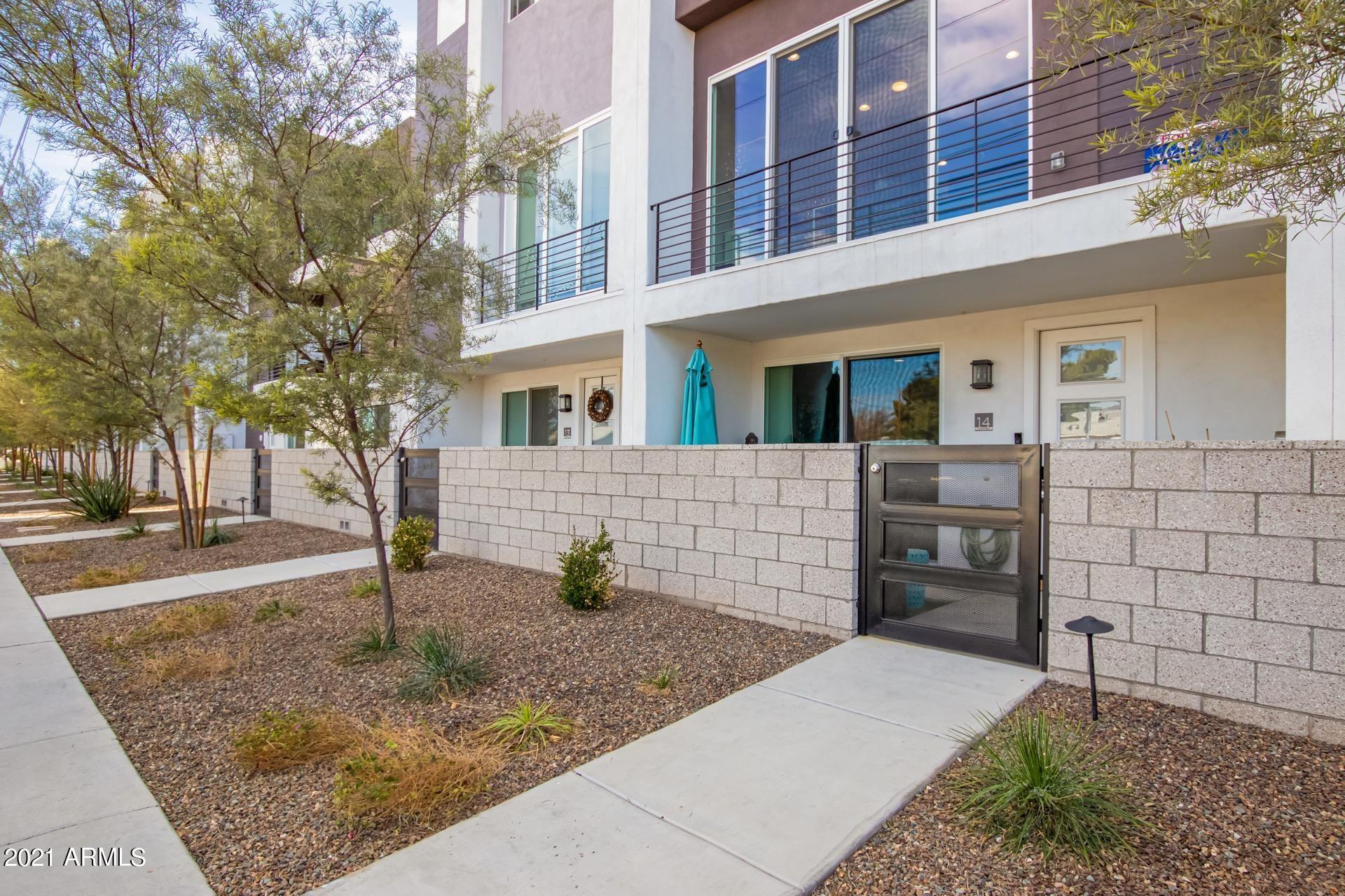 4444 N 25TH Street #14, Phoenix, AZ 85016 - MLS#: 6160496