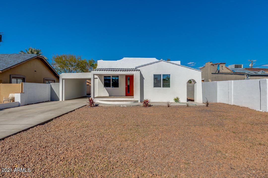 1632 E HARVARD Street, Phoenix, AZ 85006 - MLS#: 6196496