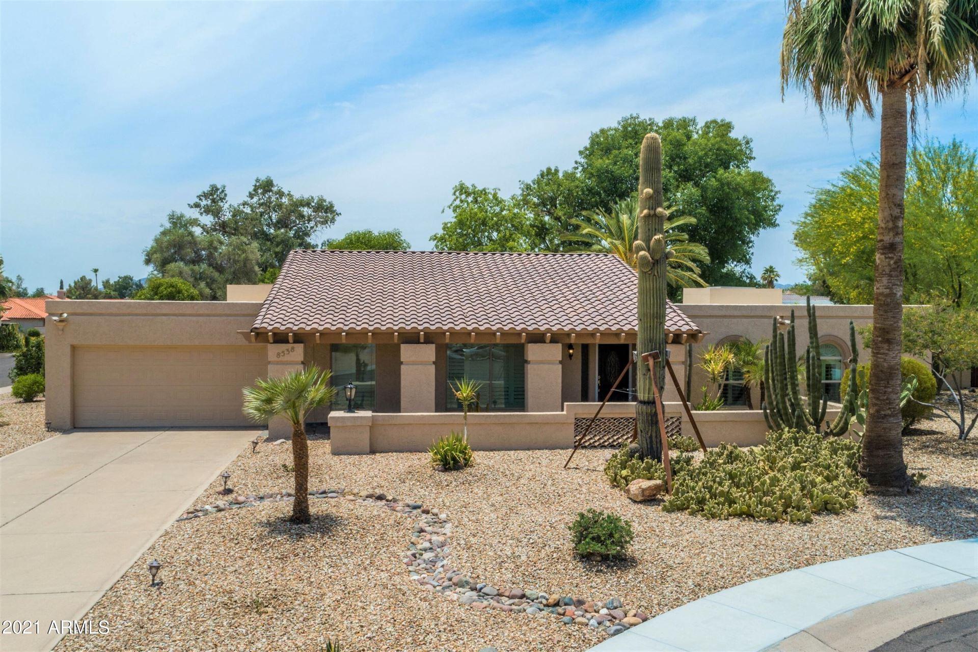 8538 E SAN LORENZO Drive, Scottsdale, AZ 85258 - MLS#: 6255496