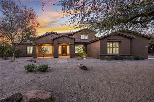 Photo of 5768 E BENT TREE Drive, Scottsdale, AZ 85266 (MLS # 6159497)