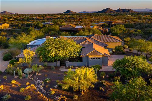 Photo of 8245 E MONTELLO Road, Scottsdale, AZ 85266 (MLS # 6109498)