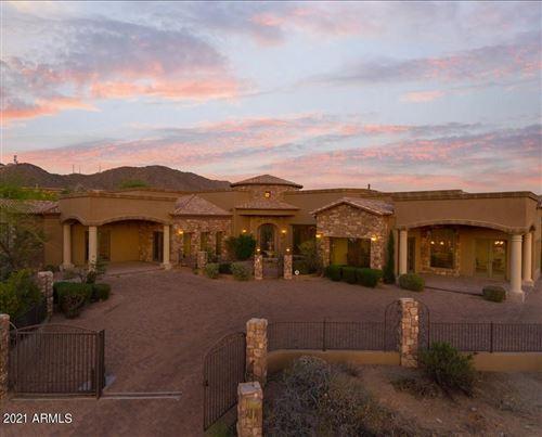 Photo of 4211 N EL SERENO Circle, Mesa, AZ 85207 (MLS # 6235498)