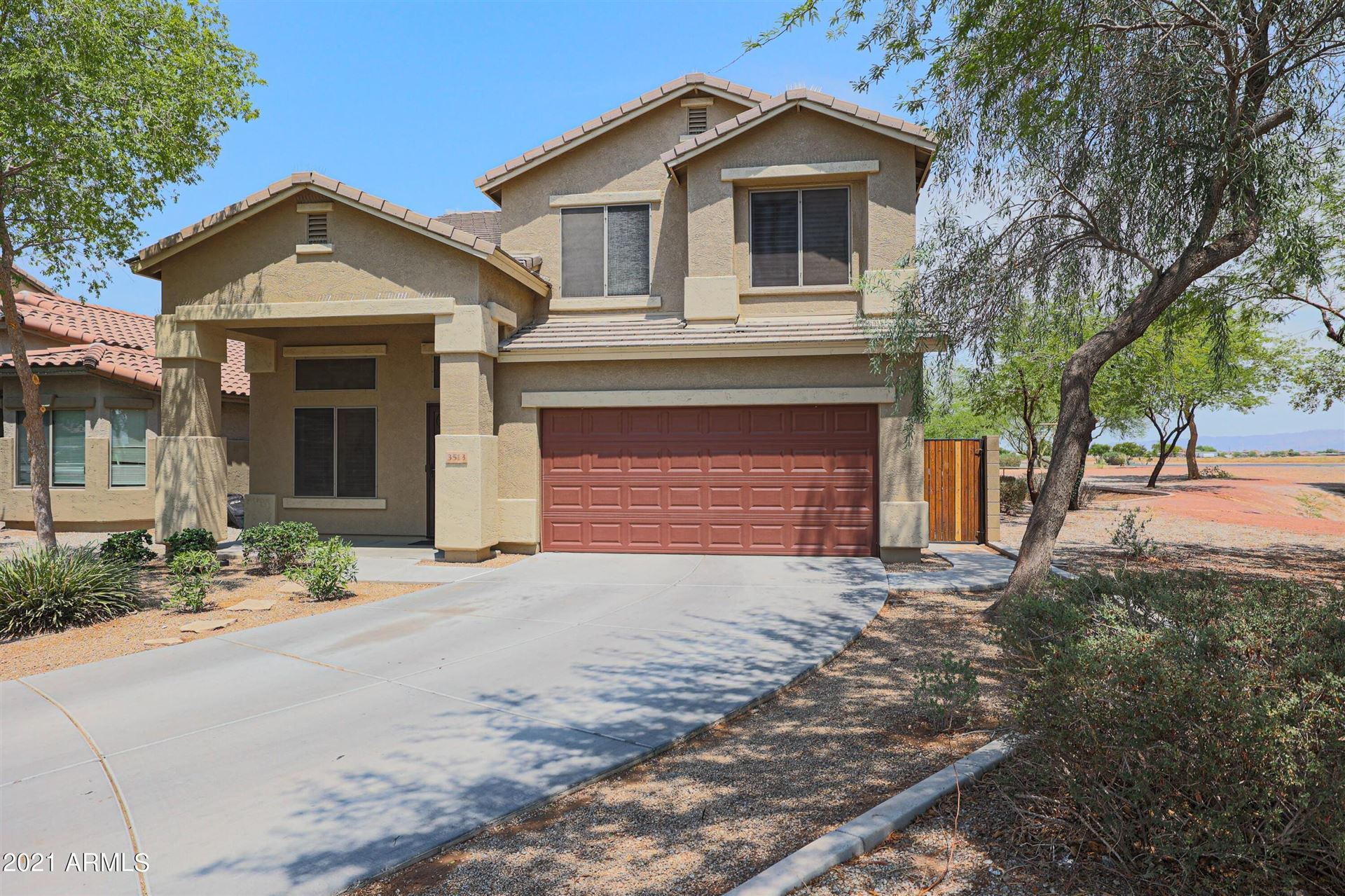 Photo of 3513 S 87th Drive, Tolleson, AZ 85353 (MLS # 6264498)