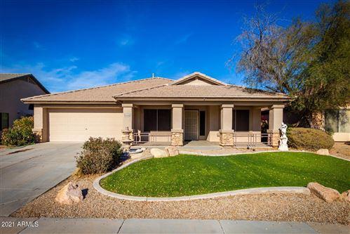 Photo of 43536 W SUNLAND Drive, Maricopa, AZ 85138 (MLS # 6178499)