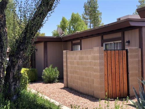 Photo of 834 S CASITAS Drive #A, Tempe, AZ 85281 (MLS # 6149500)