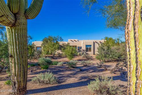 Photo of 6610 E Barwick Drive, Cave Creek, AZ 85331 (MLS # 6307500)