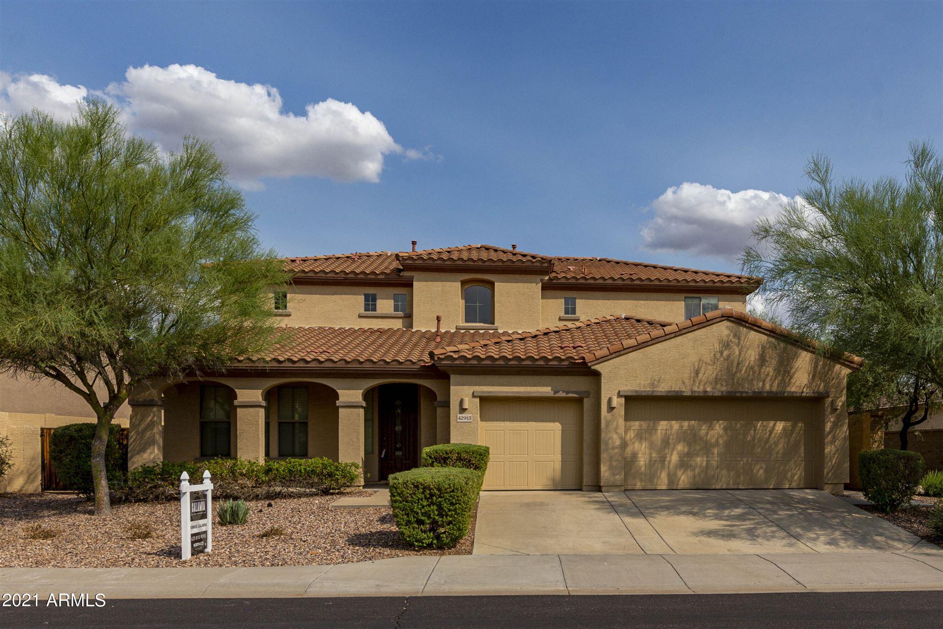 Photo of 42913 N 46TH Avenue, New River, AZ 85087 (MLS # 6300500)