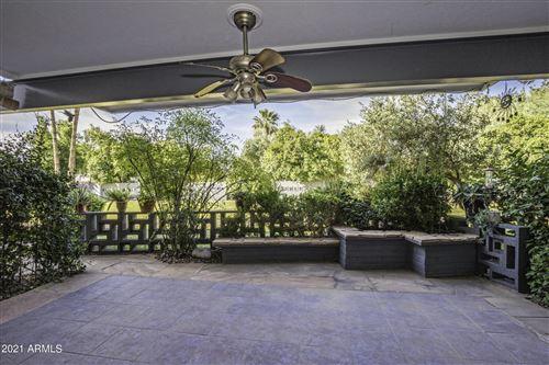 Photo of 5150 N 20TH Street #106, Phoenix, AZ 85016 (MLS # 6297501)