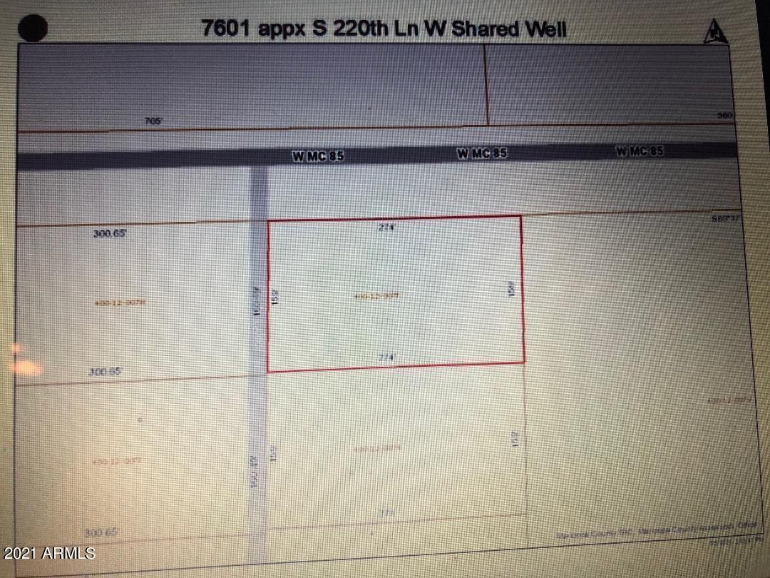 Photo of 7601 appx S 220th Lane, Buckeye, AZ 85326 (MLS # 6231501)