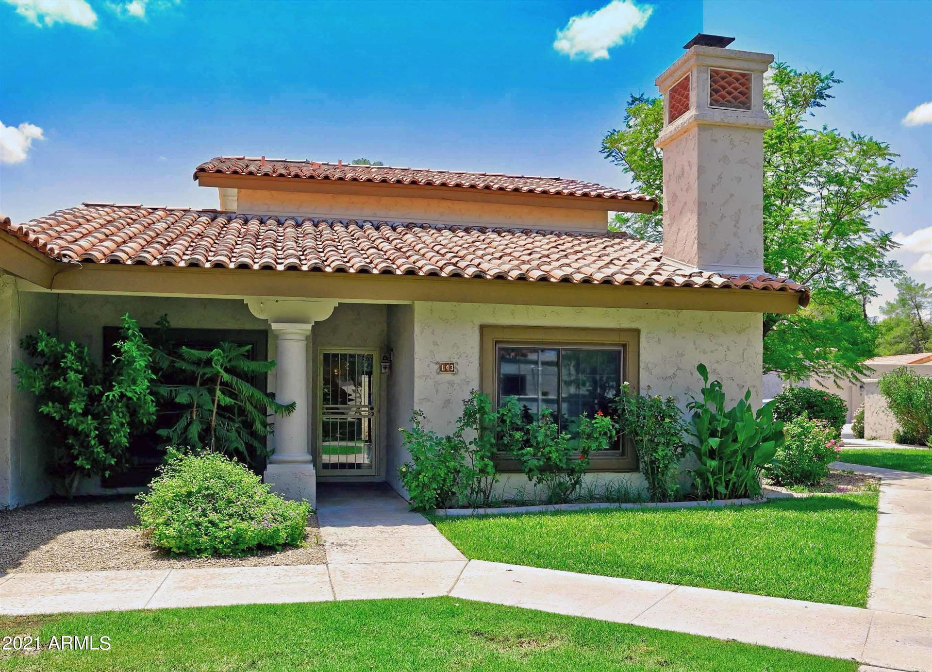 Photo of 6349 N 78TH Street #143, Scottsdale, AZ 85250 (MLS # 6272501)