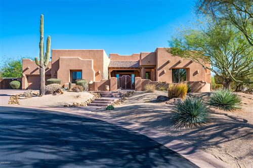 Photo of 27955 N 64TH Place, Scottsdale, AZ 85266 (MLS # 6162502)