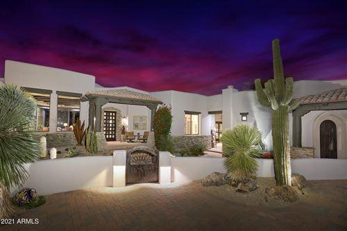 Photo of 10596 E YEARLING Drive, Scottsdale, AZ 85255 (MLS # 6181502)