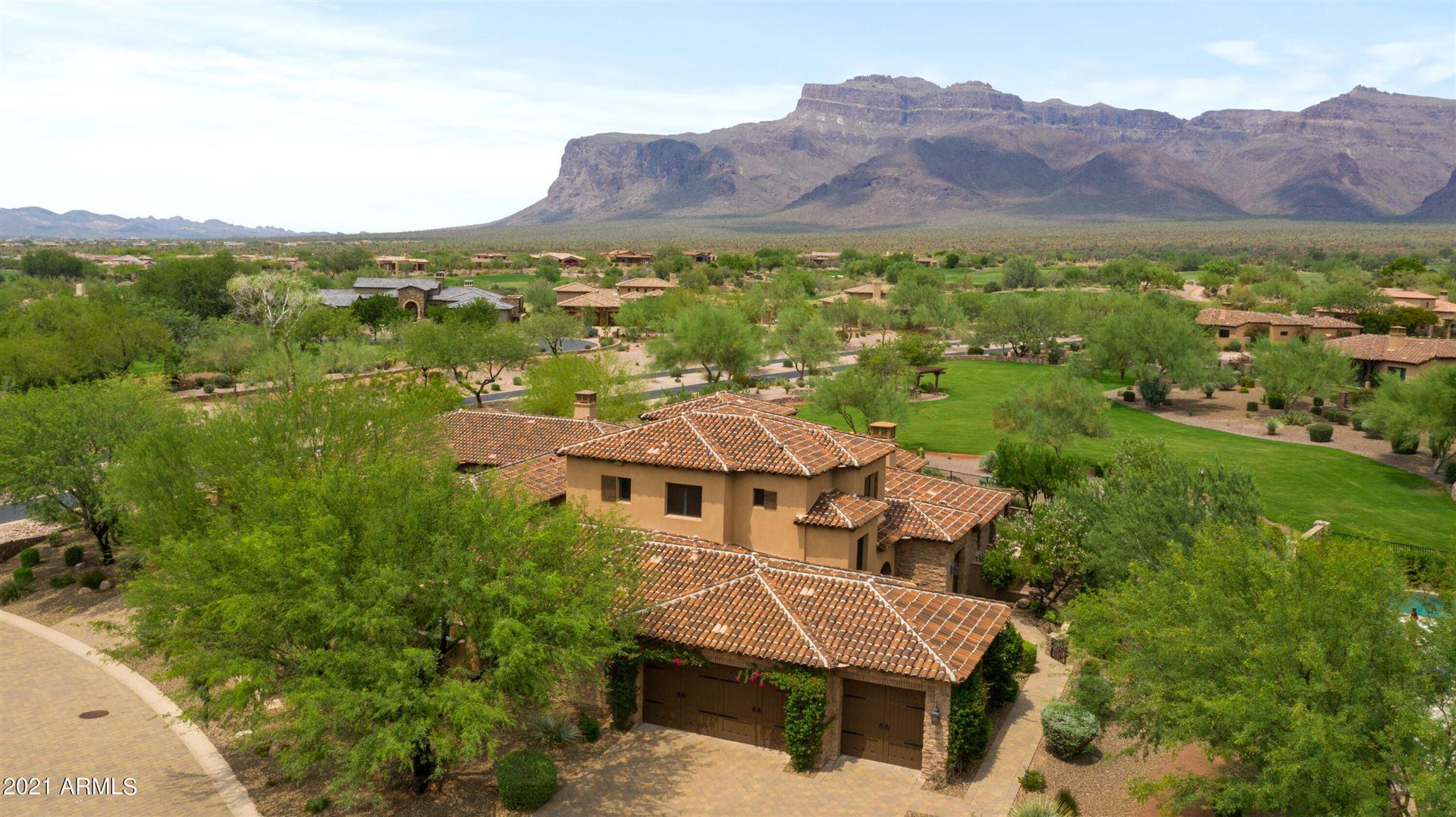 3134 S PROSPECTOR Circle, Gold Canyon, AZ 85118 - MLS#: 6232502