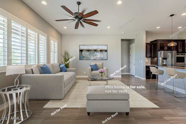 Photo of 41662 W HARVEST MOON Drive, Maricopa, AZ 85138 (MLS # 6249502)