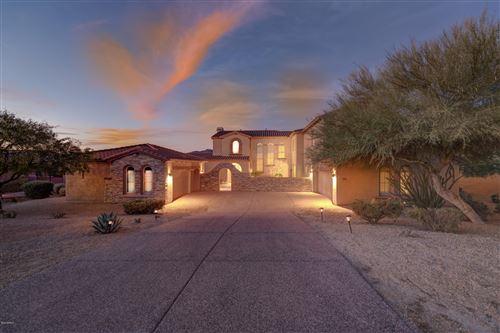 Photo of 9776 E LOFTY POINT Road, Scottsdale, AZ 85262 (MLS # 6143503)