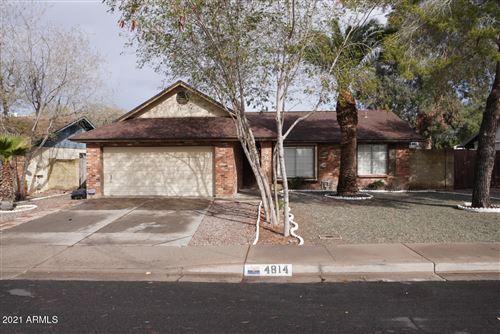 Photo of 4814 E ELMWOOD Street, Mesa, AZ 85205 (MLS # 6186503)