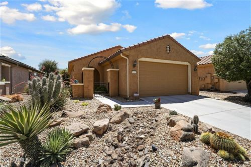 Photo of 26147 W VIA DEL SOL Drive, Buckeye, AZ 85396 (MLS # 6223503)