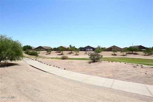 Tiny photo for 21819 N BACKUS Drive, Maricopa, AZ 85138 (MLS # 6245503)