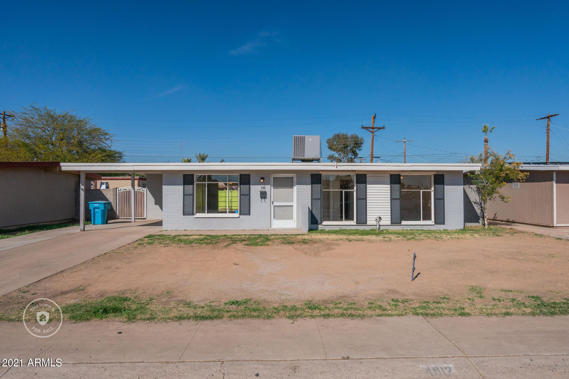 4912 W CLARENDON Avenue, Phoenix, AZ 85031 - MLS#: 6193503
