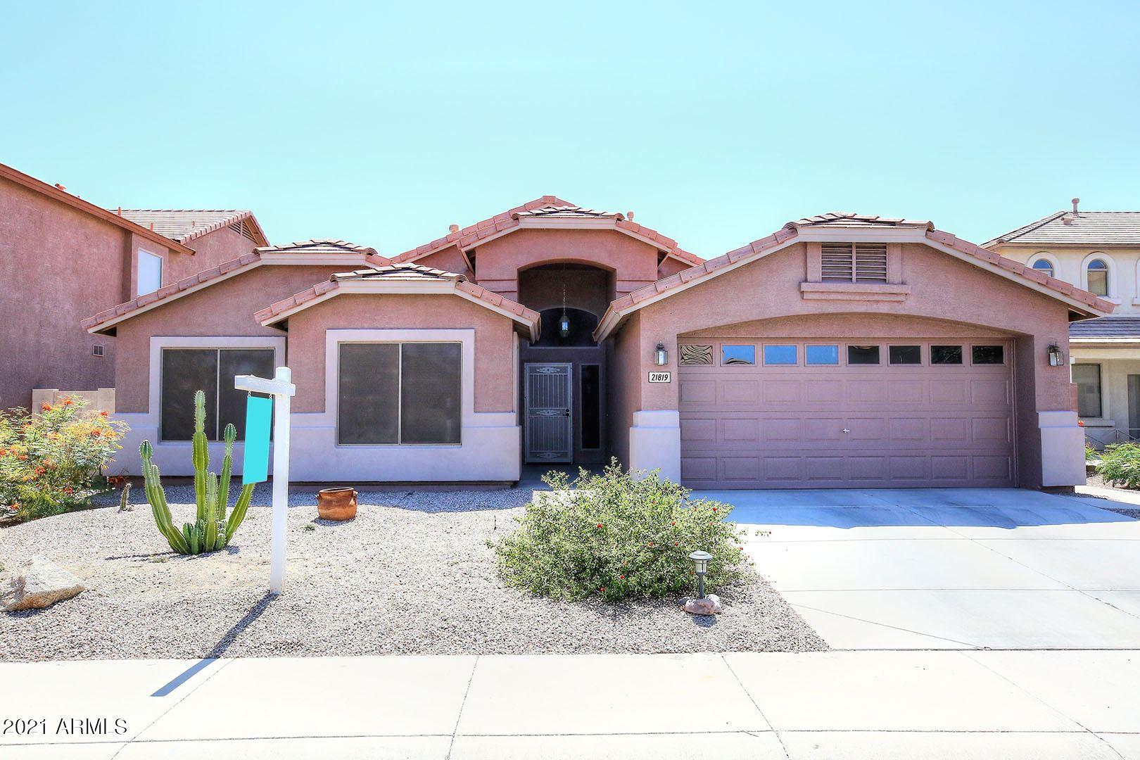 Photo for 21819 N BACKUS Drive, Maricopa, AZ 85138 (MLS # 6245503)