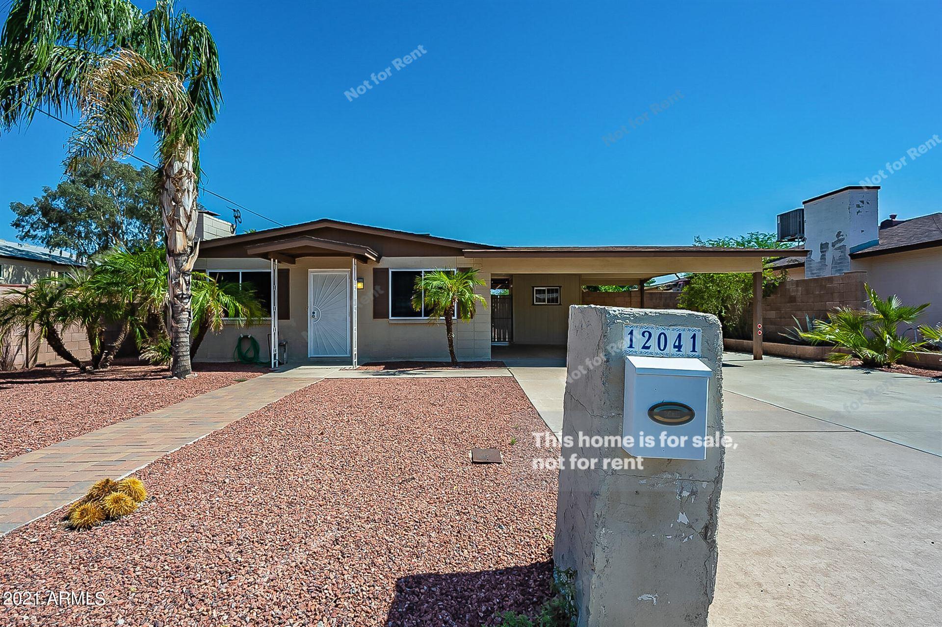 12041 N 23RD Street, Phoenix, AZ 85028 - MLS#: 6297503