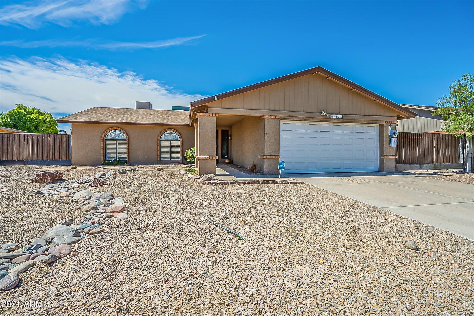 3625 W JOAN DE ARC Avenue, Phoenix, AZ 85029 - MLS#: 6249504