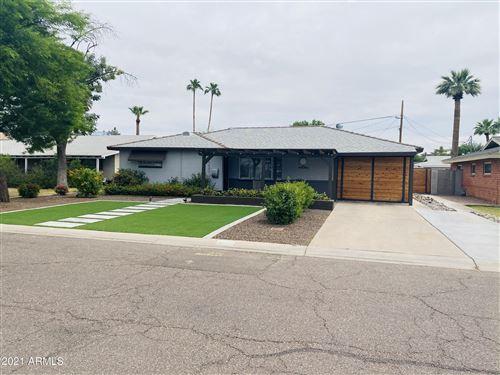 Photo of 4507 N VALERIE Place, Phoenix, AZ 85013 (MLS # 6233505)