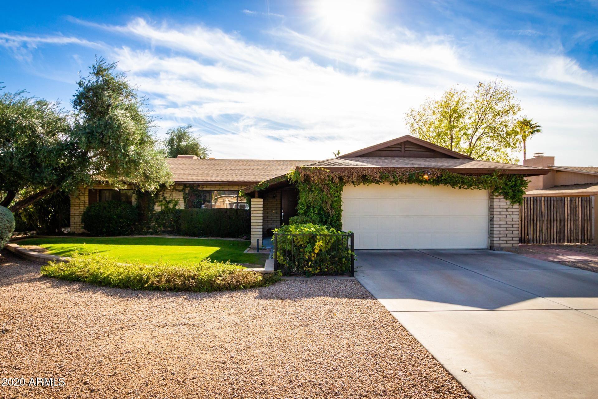 Photo for 6245 E EVANS Drive, Scottsdale, AZ 85254 (MLS # 6171505)